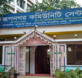Rupnagar Community center