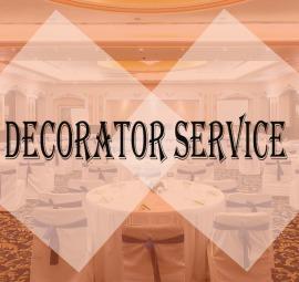 Nipa Decorator