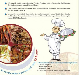 Intraco convention Hall & Catering Service
